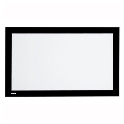 На раме матовый белый экран Digis VELVET DSVFS-16909L