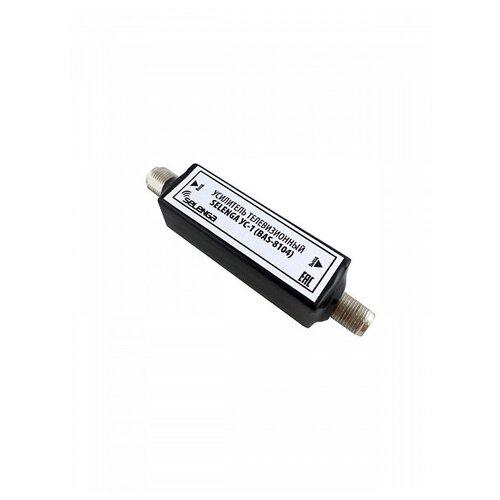 Фото - ТВ Усилитель Selenga УС-1 (BAS-8104) для пассивных антенн DVB-T2 антенный усилитель рэмо bas 8104 inline