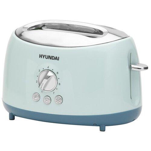 Тостер Hyundai HYT-8005 голубой