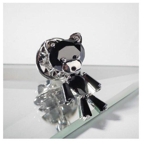 Yiwu Zhousima Crafts Брошь Мишка