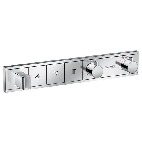 Фото - Термостат Hansgrohe RainSelect 15356000 для душа термостат для ванны hansgrohe rainselect 15356400