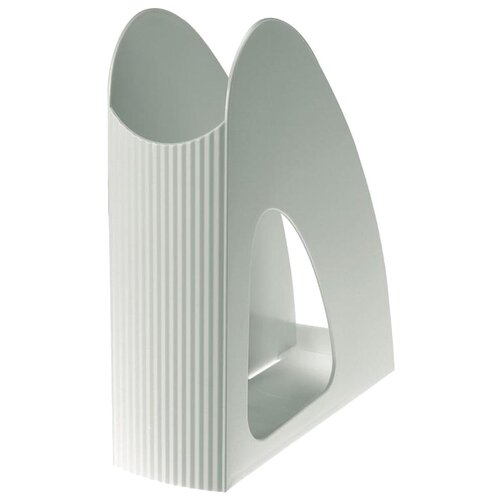 Лоток вертикальный для бумаги HAN Twin серый