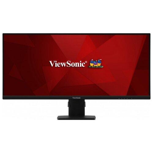 """Монитор Viewsonic VA3456-MHDJ 34"""", черный"""