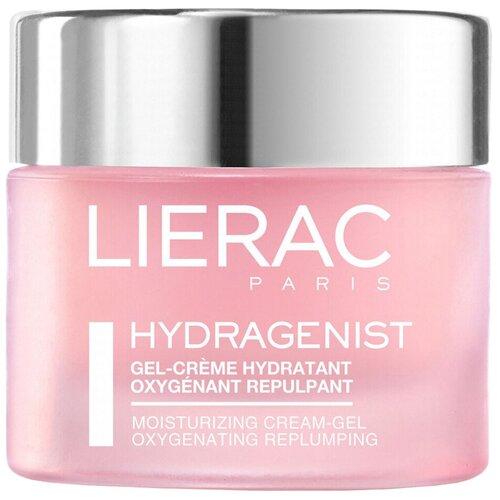 Lierac Hydragenist Moisturizing Cream-Gel Oxygenating Replumping Гель-крем для лица кислородный увлажняющий, 50 мл недорого
