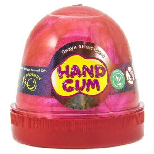 Лизун Mr.Boo! Hand gum красный