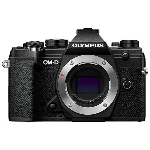 Фото - Фотоаппарат Olympus OM-D E-M5 Mark III Body черный фотоаппарат olympus om d e m5 mark iii kit серебристый m zuiko digital 12 40mm f 2 8