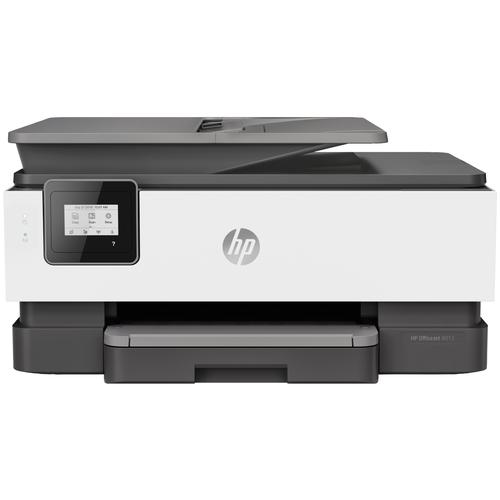 Фото - МФУ HP OfficeJet Pro 8013, черный/белый мфу струйный hp officejet 8013 a4 цветной струйный черный [1kr70b]