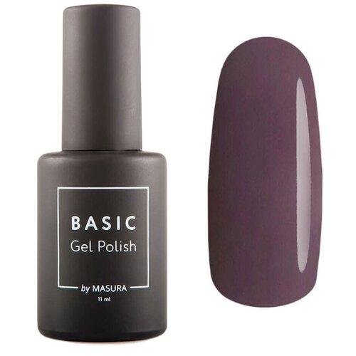 Купить Гель-лак для ногтей Masura Basic, 11 мл, 99% Какао
