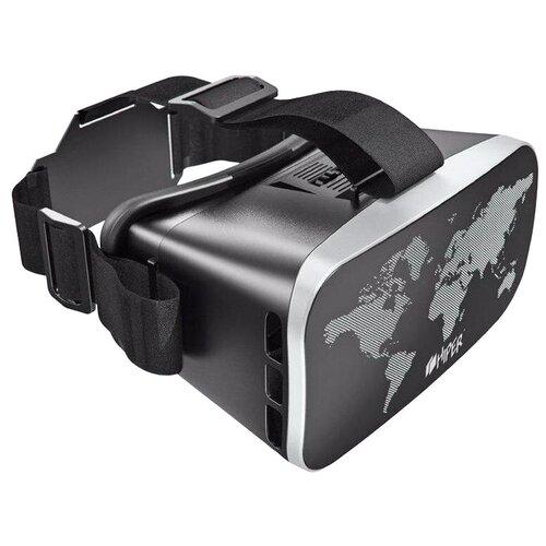 Очки виртуальной реальности для смартфона HIPER VRW, черный