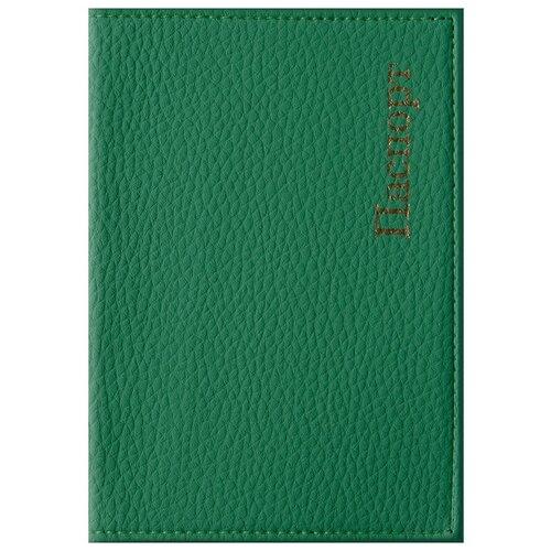 Обложка для паспорта OfficeSpace Комфорт, мятный