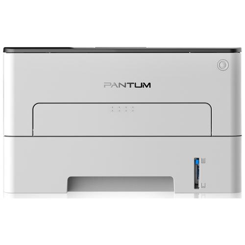 Фото - Принтер Pantum P3010D, серый принтер pantum p3300dn