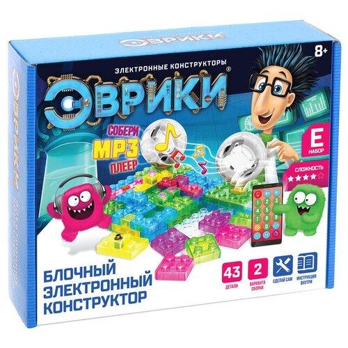 Конструктор ЭВРИКИ 3584371 MP3 плеер