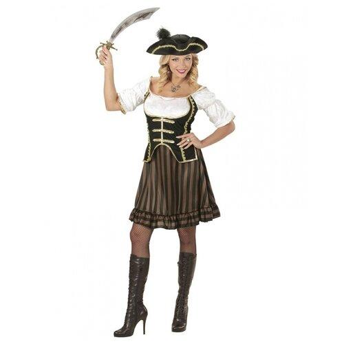 Костюм предводительницы пиратов, размер 48-50. (10909)