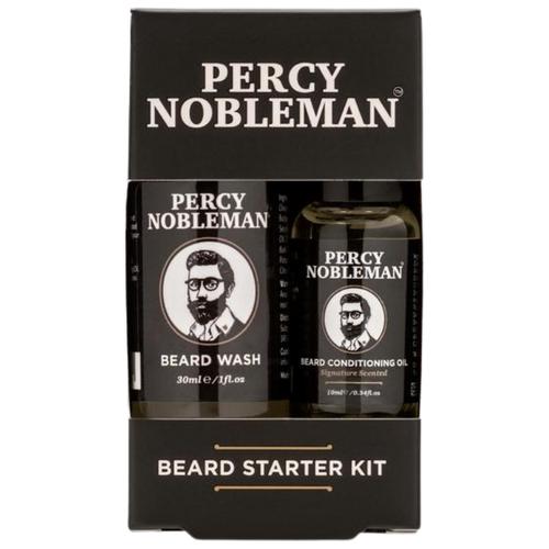 Пробный набор для бороды Percy Nobleman недорого