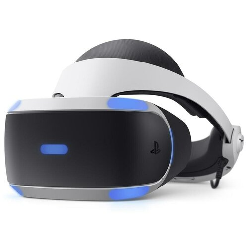 Шлем виртуальной реальности Sony PlayStation VR Marvel's Iron Man Bundle, черно-белый