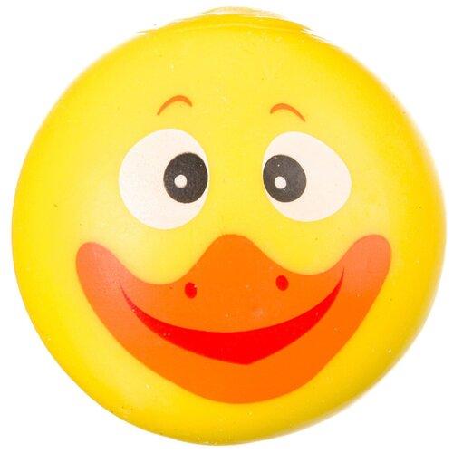Игрушка-мялка BONDIBON Чудики Уточка (ВВ3571) желтый
