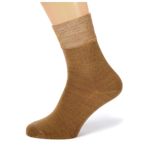 Носки Doctor Soft из верблюжьего пуха (Коричневый, 25 (размер обуви 38-39))