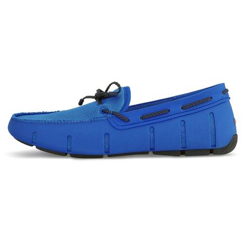 Мужские мокасины BRAIDED LACE LOAFER цвет BLITZ BLUE/NAVY размер 44 мужские мокасины
