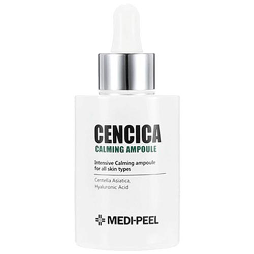 MEDI-PEEL Cencica Calming Ampoule сыворотка для лица с комплексом пептидов и растительных экстрактов, 100 мл medi peel 5gf bor tox peptide ampoule сыворотка для лица с эффектом ботокса 30 мл