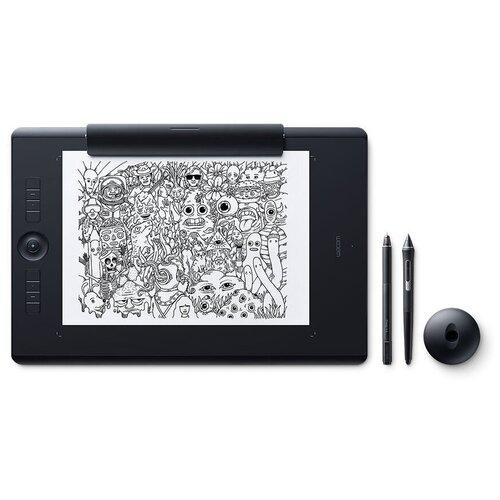 Графический планшет WACOM Intuos Pro Large Paper Edition (PTH-860P-R) черный