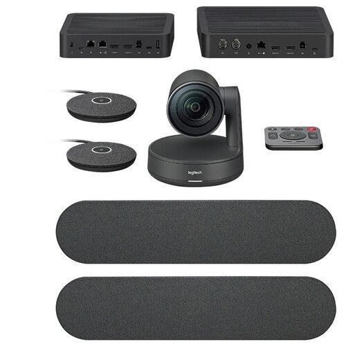 Система для видеоконференций Logitech VC Rally Plus (960-001224) черный