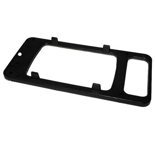 Рамка для передних фар Осиповичский завод автомобильных агрегатов 64221-3711322 черный