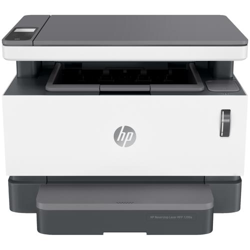 Фото - МФУ HP Neverstop Laser 1200a, белый/черный мфу hp smart tank 519 wireless белый черный красный