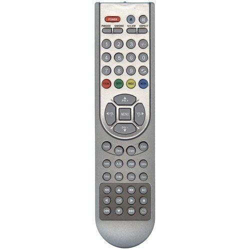 Фото - Пульт Huayu LCT-D22V82ST TV/DVD для tv+dvd Akira пульт huayu hof 54b1 4 для tv dvd elenberg