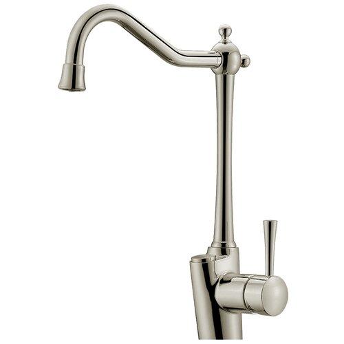 Фото - Смеситель для кухни (мойки) ZorG Sanitary ZR 353 YF Satin смеситель для кухни мойки zorg sanitary zr 320 yf 33 однорычажный