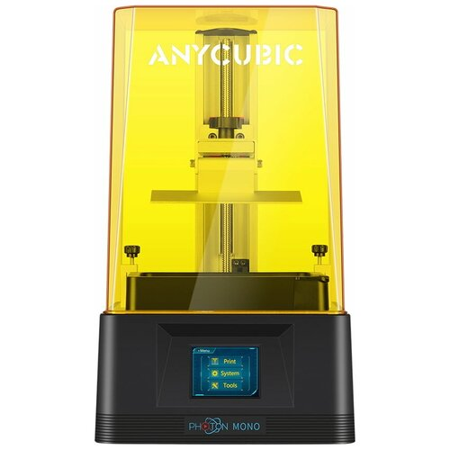 Скоростной фотополимерный LCD/DLP 3D принтер Anycubic Photon Mono с монохромным экраном