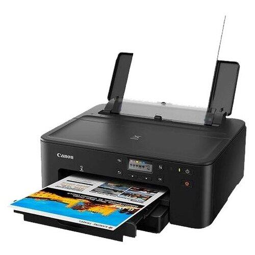 Фото - Принтер Canon PIXMA TS704, черный принтер canon pixma ix6840