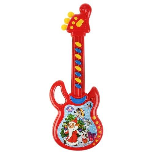 Умка гитара B1525285-R9 красный