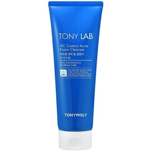 TONY MOLY Tony Lab Пенка для умывания AС Control Acne Foam, 150 мл tony moly tony lab