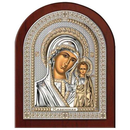Икона Божией Матери Казанская 85220, 8х11 см икона valenti георгий победоносец 84260 8х11 см