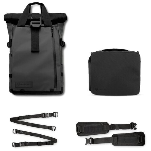 Рюкзак WANDRD PRVKE NEW 21L Чёрный Photography Bundle