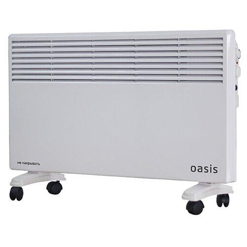 Конвектор Oasis LK-15 (U) белый недорого
