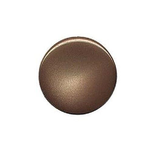 Набор пуговиц Gamma Карамель 24, 15 мм 144 шт 15 мм, 144 шт. 002 коричневый бусина перламутр коричневый листик 15 31 мм 1 шт