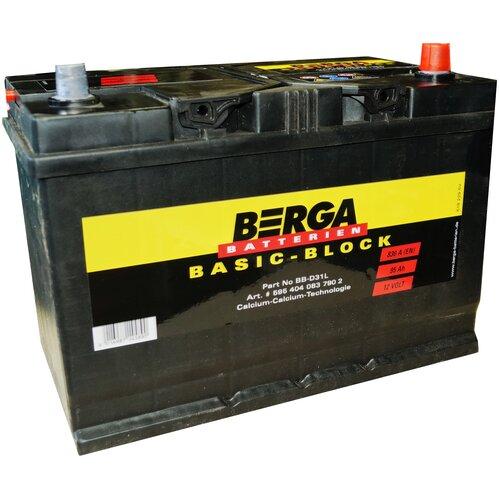 Автомобильный аккумулятор Berga BB-D31L