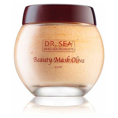 Фото - Маска Dr.Sea с оливковым маслом, 115 мл маска dr sea с экстрактом опунции 115 мл