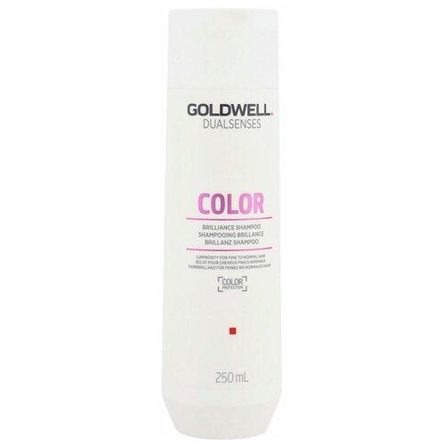 Купить Goldwell DualSenses Color Brilliance Shampoo - Шампунь для окрашенных волос 250мл