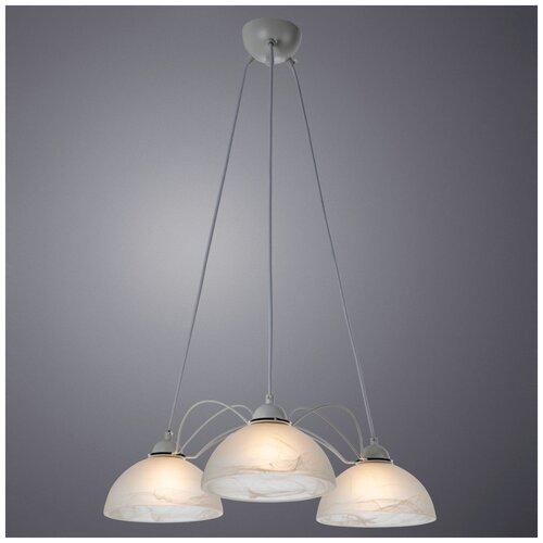 Люстра Arte Lamp Martha A9509SP-3WH, E27, 180 Вт люстра arte lamp sansa a7585pl 3wh e27 120 вт