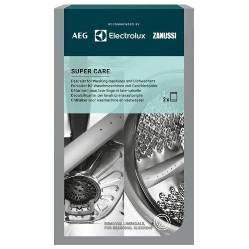 Electrolux Super Care Порошок для удаления накипи в стиральных и посудомоечных машинах недорого