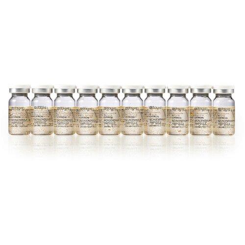 Stayve Citron&Calendula Ampoule Сыворотка Цитрон и Календула для проблемной кожи лица под мезороллер/дермапен, 10 шт x 8 мл