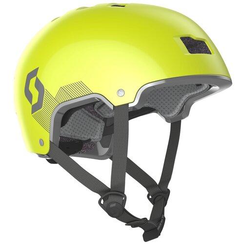 Шлем SCOTT Jibe (CE) yellow fluorescent M/L