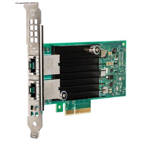 Сетевая карта Intel X550-T2 сетевая карта intel x710t4