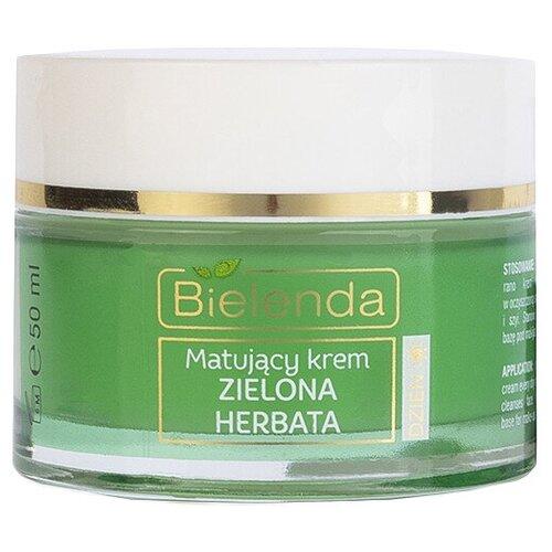 Купить Bielenda Green Tea Матирующий крем для лица дневной, 50 мл