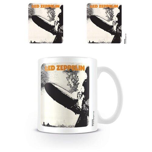 Кружка Led Zeppelin (Led Zeppelin I) Coffee Mug 315 ml MG25404