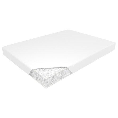 Наматрасник EOS Свежесть, водонепроницаемый, 110х190х0.5 см белый