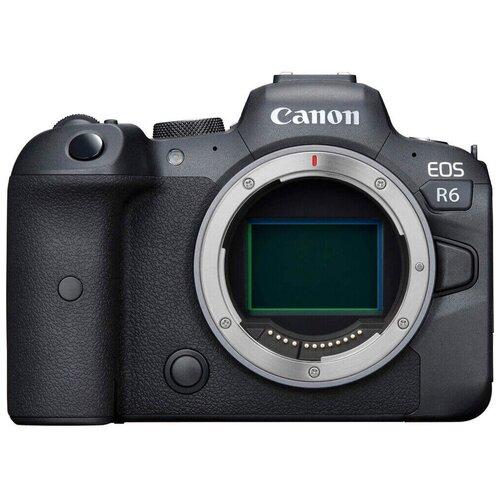 Фотоаппарат Canon EOS R6 Body черный