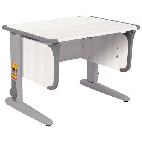 Купить Стол детский ДЭМИ СУТ-41 75x55 см рамух/серый/серый, Парты и столы